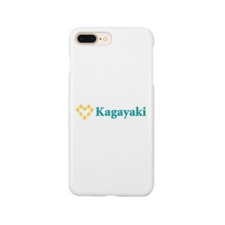 かがやきデザイン Smartphone cases