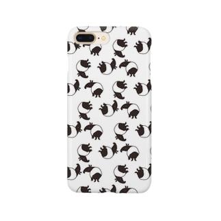 バク好きさんのスマートフォンケース Smartphone cases