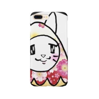 ニャンコフ-TKMK Smartphone cases
