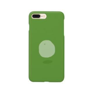 みどりのとり Smartphone cases