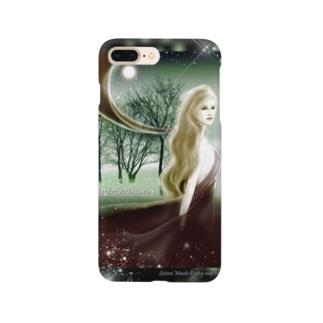 Estoy Feliz  ~ハッピーを毎日に~の月の庭 Smartphone cases