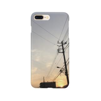 寄り道 Smartphone cases