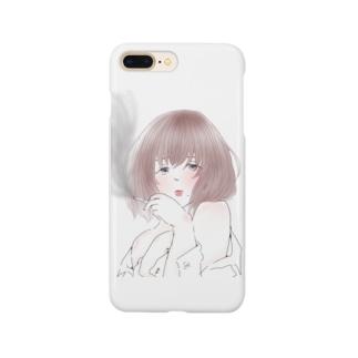 ヤニ Smartphone cases