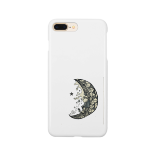 shoseyaの三日月でひと休み Smartphone cases