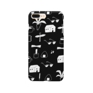 愛のあるもの Smartphone cases
