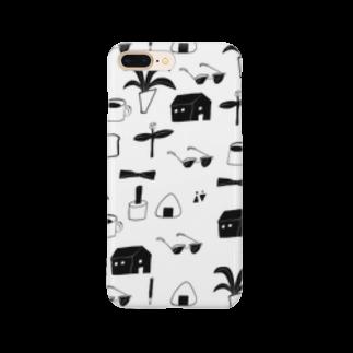 明季 aki_ishibashiの愛のあるもの Smartphone cases