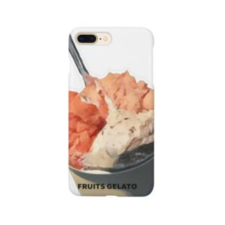 ストロベリージェラート Smartphone cases