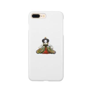 人形 Smartphone cases