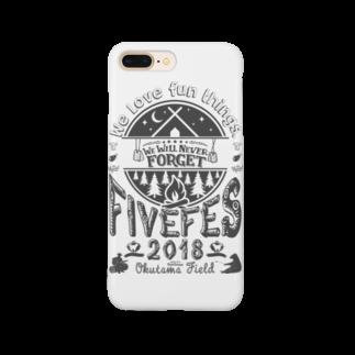 【公式】ファイブグループ【働きがいのある会社13位!】のファイブフェス2018 Smartphone cases