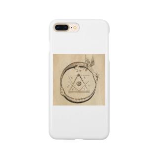 ファンタジーな紋章 Smartphone cases