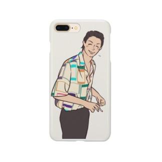 チンピラ Smartphone cases