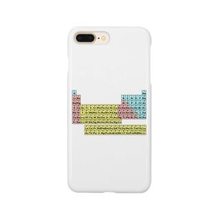周期表 Smartphone cases