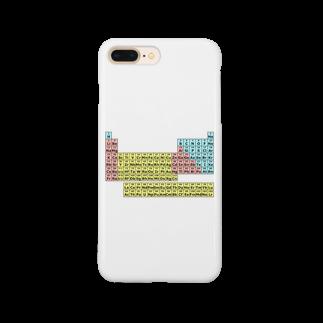高山直人の周期表 Smartphone cases
