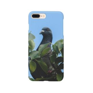 ぽっぽ Smartphone cases