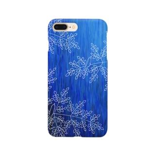 水無月の森1 Smartphone cases