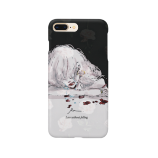 Ran🦋のLove without falling.) Smartphone cases