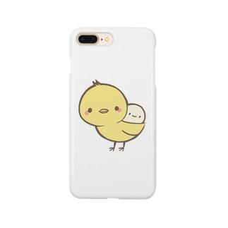 よちよちぴよちゃん Smartphone cases