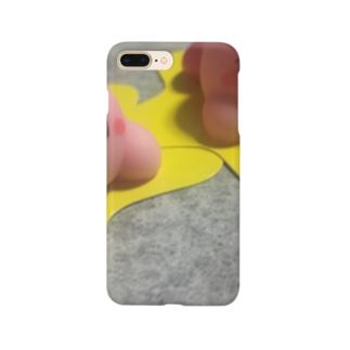 まったりカービィー Smartphone cases