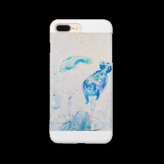 Seame*のマナティ Smartphone cases