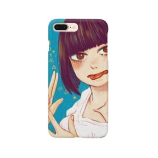 きっちゅ Smartphone cases