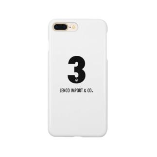 JENCO IMPORT & CO. LUCKY No.3 Smartphone cases