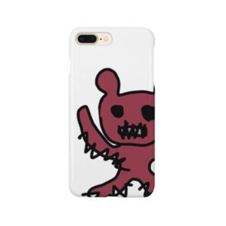 ぬいグマ Smartphone cases