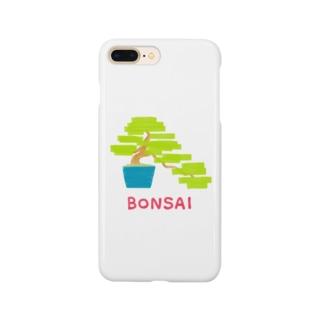 BONSAI_KENGAI Smartphone cases