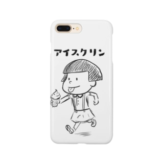 アイスクリン Smartphone cases