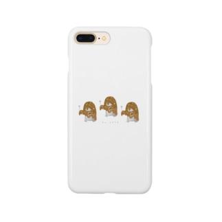 カレーオバケズ Smartphone cases
