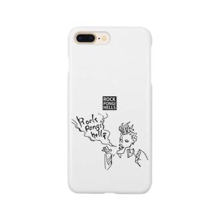 ロッポンギヘルズ_スモーキン Smartphone cases