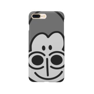わくわくゴリラ Smartphone cases