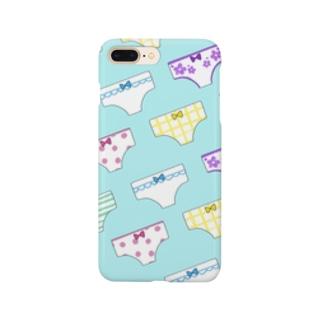 パンツやあ!(2) Smartphone cases