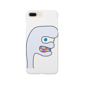 ボンベ君 Designed by LILT Smartphone cases