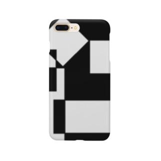 Square #7777 Smartphone cases