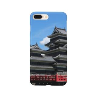 松本城 Smartphone cases