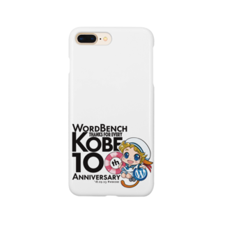 WordBench Kobe 100thの WBKOBE 100th PT03 Smartphone cases