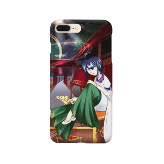 天地開闢ノ詩~羽城 恋~ Smartphone cases