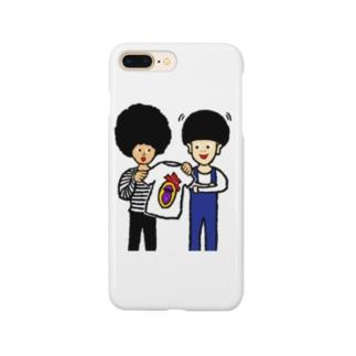 Tシャツ制作 Smartphone cases