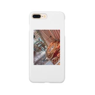 リボンちゃんと遊園地 Smartphone cases