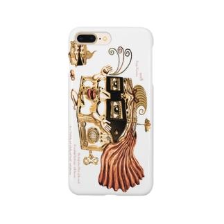 怪盗ロボットマム-02 Smartphone cases