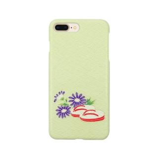 こみち柄 Smartphone cases