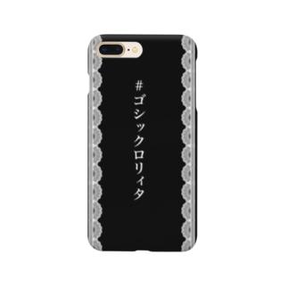 #ゴシックロリィタ スマホケース Smartphone cases