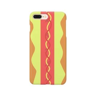 ホットドッグ Smartphone cases