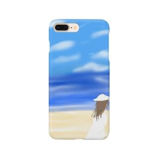 夏のひととき Smartphone cases