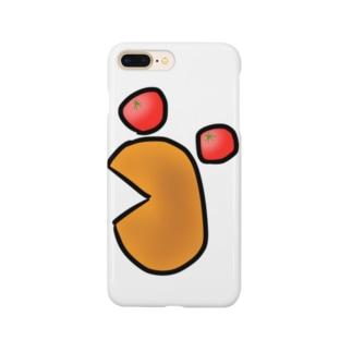 コロッケトマトくん Smartphone cases