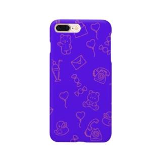 ファンシーパターン Smartphone cases