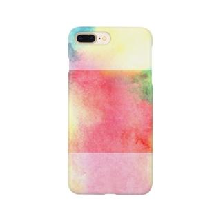 カラフル6 Smartphone cases