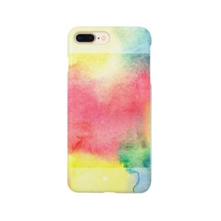 カラフル7 Smartphone cases