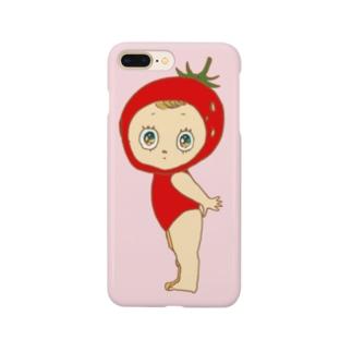 フラガリアアナナッサちゃん Smartphone cases