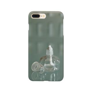 アルコールランプ(タテ) Smartphone cases
